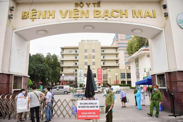 Bộ Y tế yêu cầu báo cáo gấp việc nữ điều dưỡng Bệnh viện Bạch Mai mang thai tuần 38 vẫn chống dịch Covid-19-1