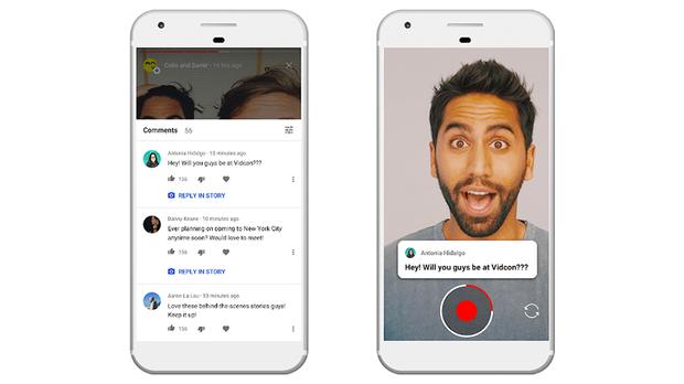 YouTube cũng đang rục rịch bắt chước TikTok, cạnh tranh bằng cách làm video hát nhép quen thuộc-1