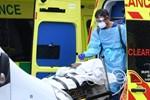 Số ca tử vong vì virus corona tại Anh tăng cao chưa từng thấy