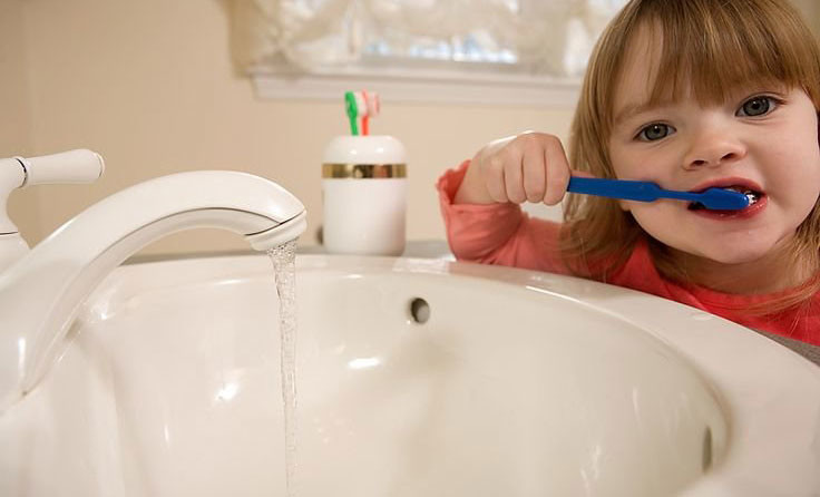Mẹo tiết kiệm 1/3 tiền nước hằng tháng cho gia đình-2