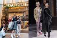 Hội sủng vợ gọi tên Justin Bieber và Trường Giang: Người 'bô nhếch', người chỉ diện đồ bình dân để cùng nhường spotlight cho bà xã