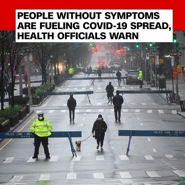 Những hình ảnh đầu tiên khi nước Mỹ bước vào hai tuần lễ đau đớn: 96% dân số ở nhà, hơn 236.000 người nhiễm Covid-19 và 5.700 người tử vong-13