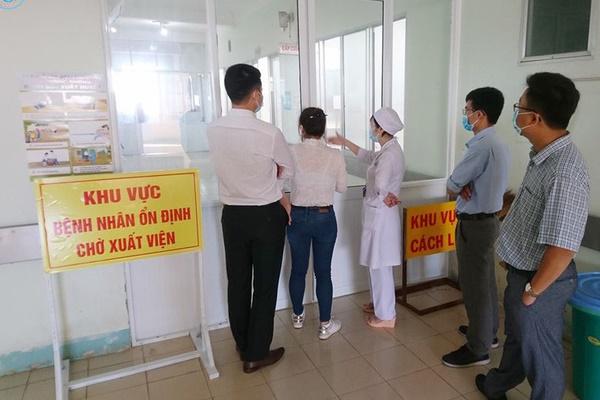 Dự kiến, 6 bệnh nhân ở Bình Thuận được công bố khỏi bệnh-1