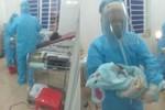 Mẹ trẻ kể lại giây phút hoảng loạn khi hàng chục bác sĩ vây quanh, thuốc mê chưa ngấm đã nghe Rạch đi, phải cứu lấy đứa bé!-4