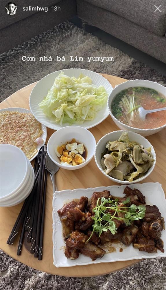 Khi sao Việt cách ly xã hội: ngày nào cũng thấy vào bếp tự nấu đồ ăn từ món Âu đến món Á-5