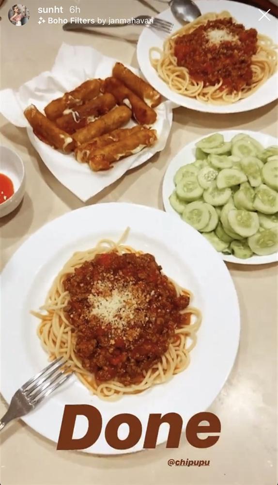 Khi sao Việt cách ly xã hội: ngày nào cũng thấy vào bếp tự nấu đồ ăn từ món Âu đến món Á-7