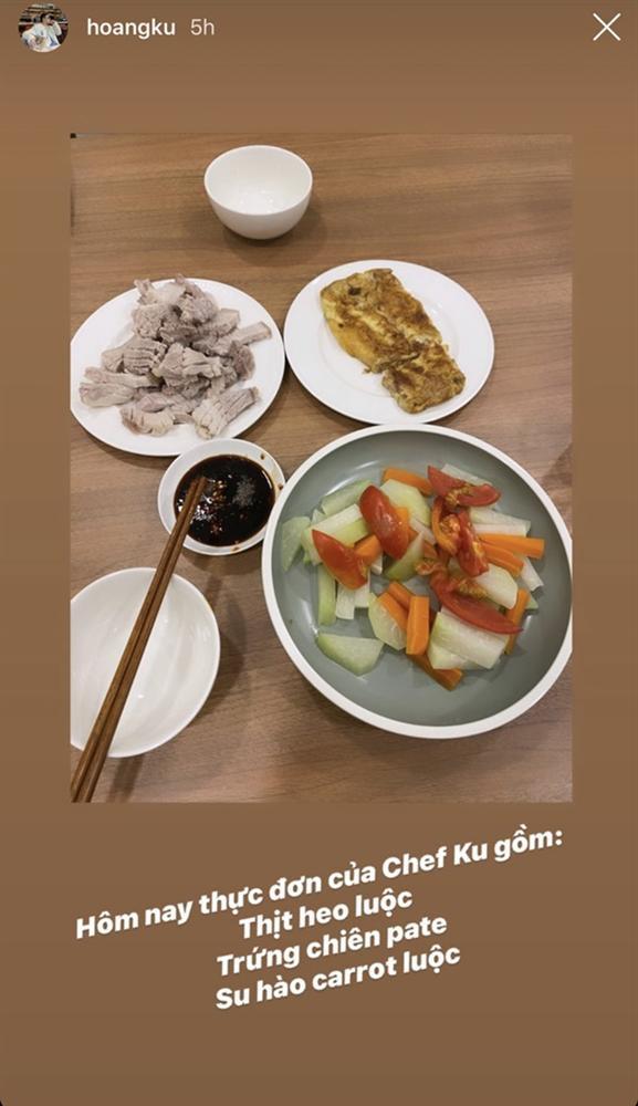 Khi sao Việt cách ly xã hội: ngày nào cũng thấy vào bếp tự nấu đồ ăn từ món Âu đến món Á-23