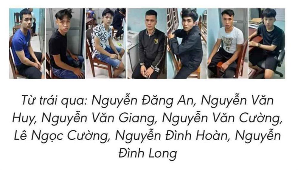 Chân dung nhóm đua xe, cướp giật liên quan đến vụ 2 chiến sĩ Công an Đà Nẵng hy sinh-1