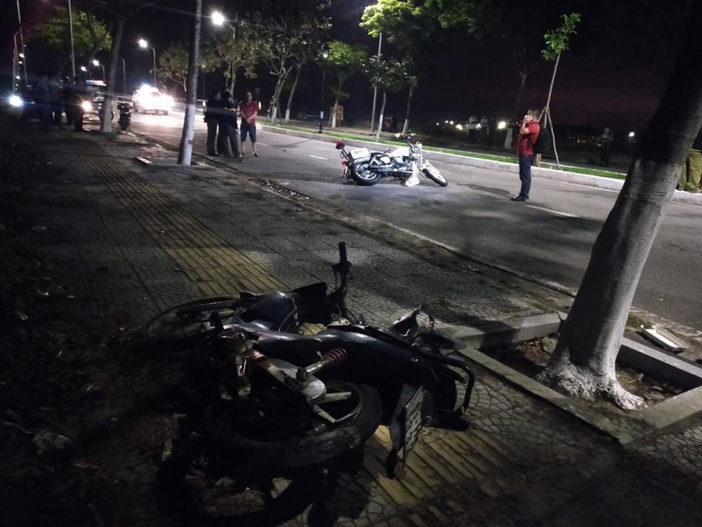 Chân dung nhóm đua xe, cướp giật liên quan đến vụ 2 chiến sĩ Công an Đà Nẵng hy sinh-2
