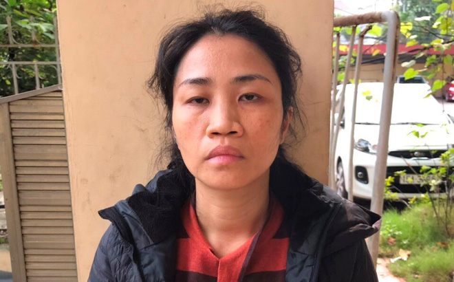 Hải Phòng: Tạm giữ một phụ nữ không chấp hành phòng dịch Covod-19, tát cảnh sát-1