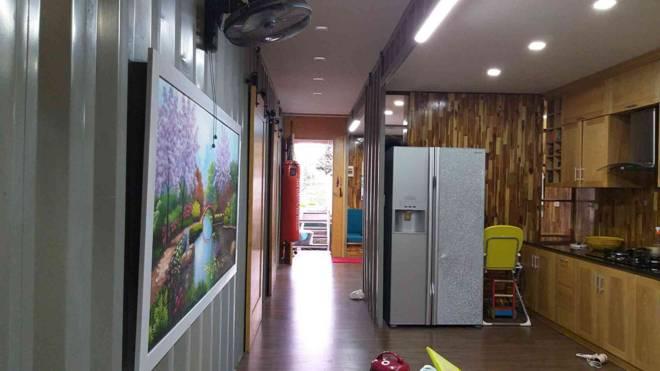 Chiêm ngưỡng ngôi nhà làm từ hai thùng container giữa thành phố Hà Tĩnh-3