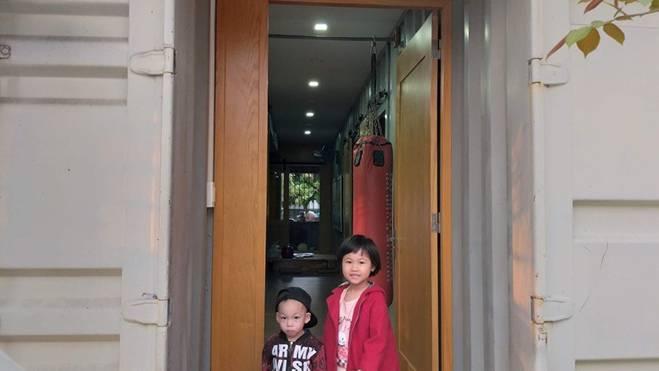Chiêm ngưỡng ngôi nhà làm từ hai thùng container giữa thành phố Hà Tĩnh-8