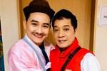 1 năm ngày mất của Anh Vũ, Minh Nhí xúc động: Vũ hay đùa đòi lấy tôi và nói 'cuối đời, phải lo cho nhau nha'