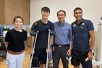 'Thần y' của tuyển Việt Nam mắc kẹt tại Hàn Quốc vì Covid-19, Duy Mạnh, Xuân Trường phải tập với bác sĩ lạ tại PVF