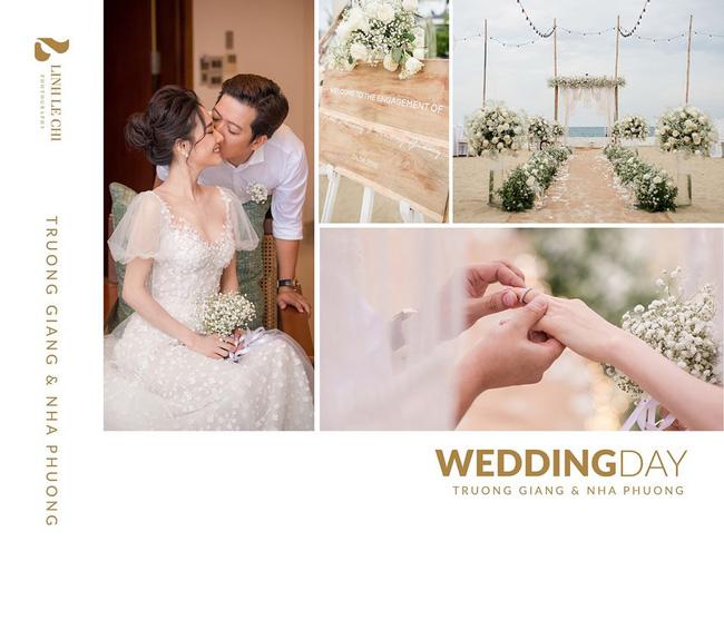 Hé lộ thêm hình ảnh hiếm trong lễ đính hôn bí mật cho thấy Trường Giang yêu chiều Nhã Phương đến cỡ nào-3