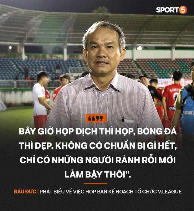 Bầu Đức: Kẻ thức thời hay người chia rẽ bóng đá Việt-3