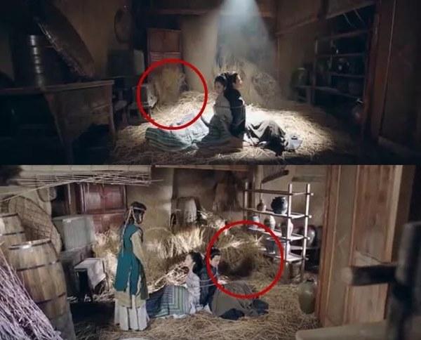 Sạn dễ thấy trong các phim cổ trang Trung Quốc mới nhất-1