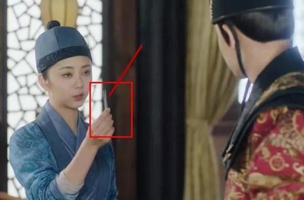 Sạn dễ thấy trong các phim cổ trang Trung Quốc mới nhất-2