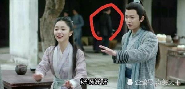 Sạn dễ thấy trong các phim cổ trang Trung Quốc mới nhất-3