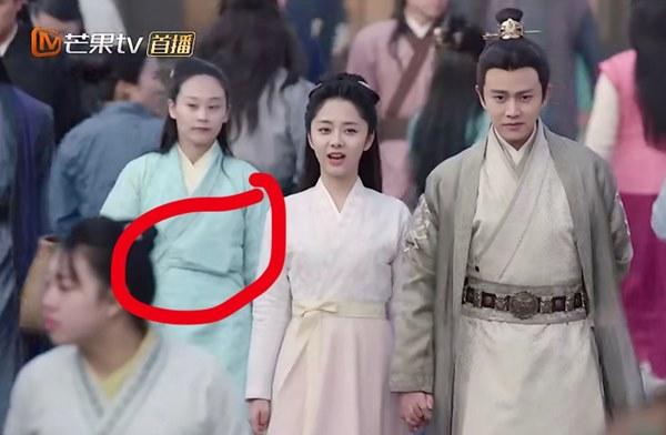 Sạn dễ thấy trong các phim cổ trang Trung Quốc mới nhất-4