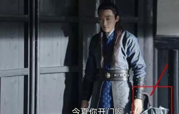 Sạn dễ thấy trong các phim cổ trang Trung Quốc mới nhất-5