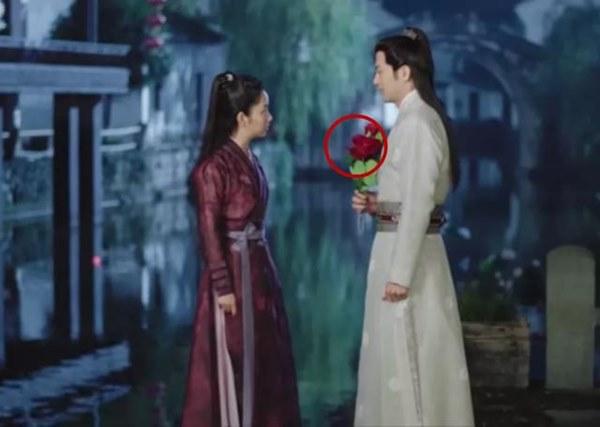 Sạn dễ thấy trong các phim cổ trang Trung Quốc mới nhất-6