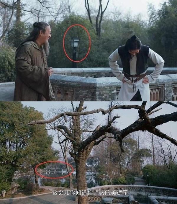 Sạn dễ thấy trong các phim cổ trang Trung Quốc mới nhất-11