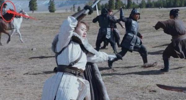 Sạn dễ thấy trong các phim cổ trang Trung Quốc mới nhất-14