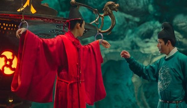 Sạn dễ thấy trong các phim cổ trang Trung Quốc mới nhất-15