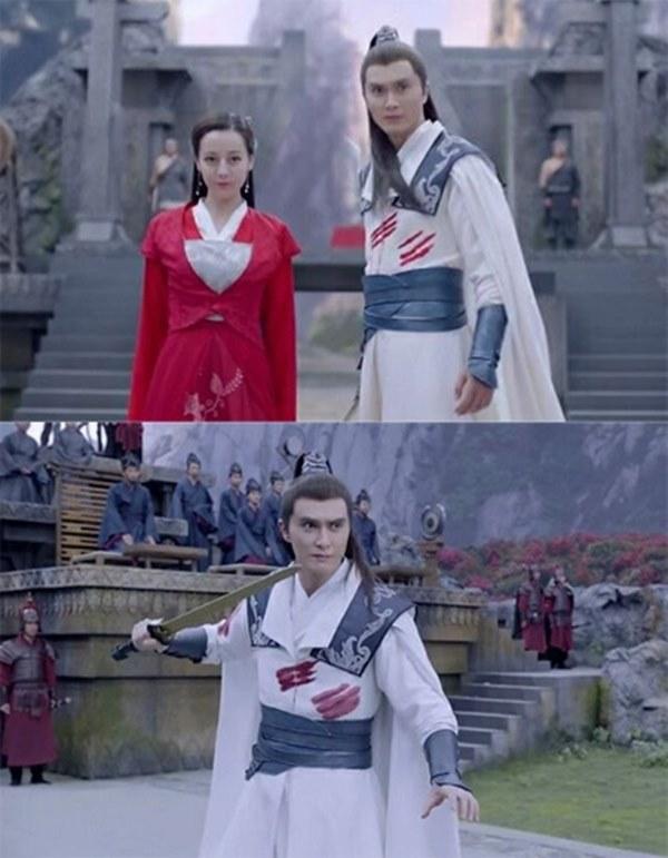 Sạn dễ thấy trong các phim cổ trang Trung Quốc mới nhất-17