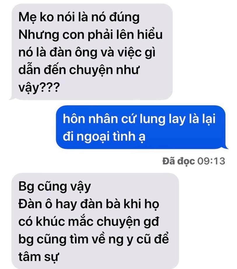 Vợ sốc nặng khi đọc được tin nhắn từ máy chồng, bí mật về ý nghĩa đằng sau cái tên chồng đặt cho con gái đầu lòng khiến cô ngã quỵ-5