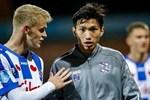 CĐV Heerenveen phản đối gia hạn hợp đồng với Văn Hậu