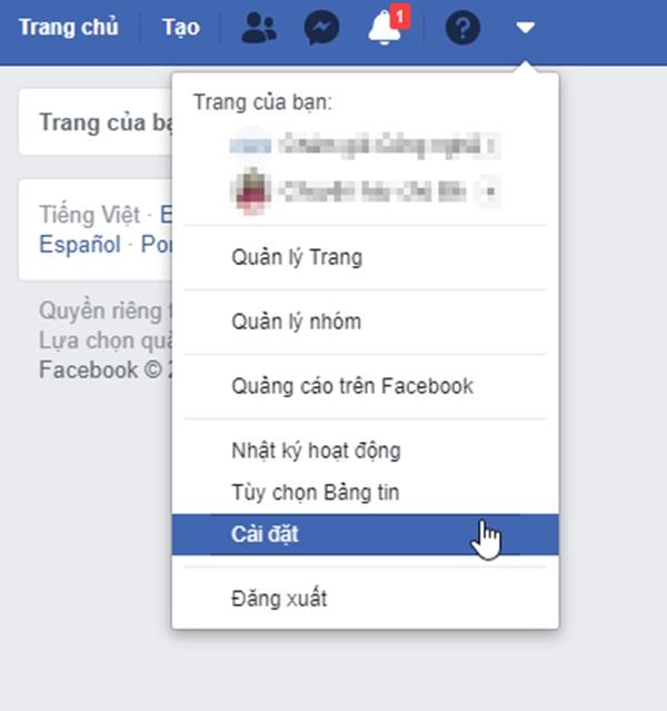 Cách đăng xuất tài khoản Facebook và Messenger khỏi tất cả các thiết bị-2