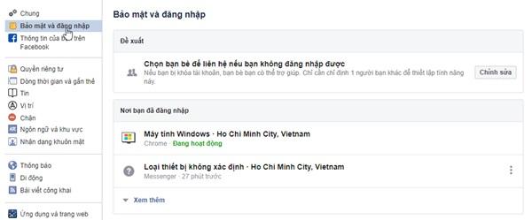Cách đăng xuất tài khoản Facebook và Messenger khỏi tất cả các thiết bị-3