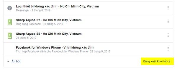 Cách đăng xuất tài khoản Facebook và Messenger khỏi tất cả các thiết bị-4