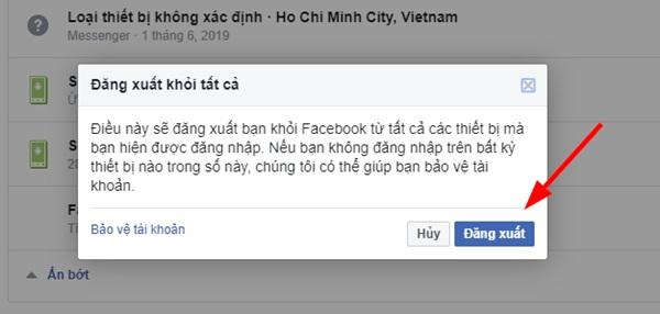 Cách đăng xuất tài khoản Facebook và Messenger khỏi tất cả các thiết bị-5