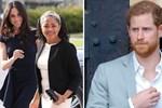 Meghan Markle bị cho là không quan tâm gia đình nhà chồng khi cấm Harry về Anh nhưng đối với mẹ đẻ lại trái ngược hoàn toàn