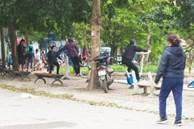Hà Nội: Bất chấp chỉ thị cách ly xã hội, nhiều người vẫn vô tư đi tập thể dục đông đúc ngoài đường