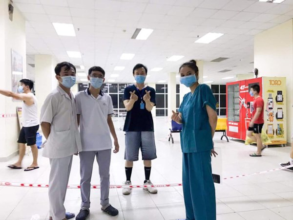 Danh hài Chí Tài cách ly tập trung 14 ngày tại KTX Đại học Quốc gia, gây xôn xao với diện mạo gầy đáng lo-3