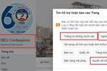 Fanpage NEU Confessions bị tố cáo ăn cắp chất xám, bị report 'bay màu', đại diện trường ĐH Kinh tế Quốc dân nói gì?
