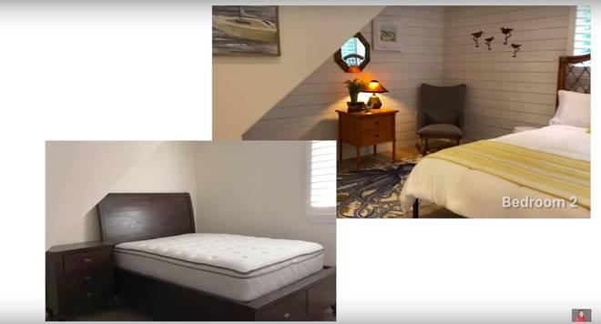 MC Kỳ Duyên khoe nhà gần biển mới tậu: Phòng khách siêu rộng, phòng ngủ ấm cúng, sang trọng-6