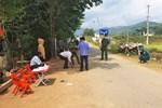 2 thanh niên cướp khẩu trang, tát nữ nhân viên tổ kiểm soát dịch Covid-19
