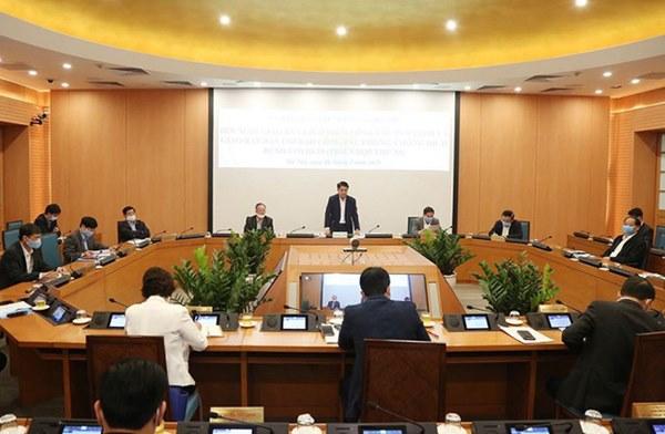 Chủ tịch HN: Đã có những ca nhiễm lây lan ngoài cộng đồng không xác định được F0-1
