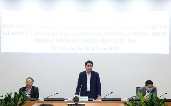 Chủ tịch HN: Đã có những ca nhiễm lây lan ngoài cộng đồng không xác định được F0-2