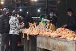 Gà, vịt đang rất rẻ, thịt lợn dần biến mất trên mâm cơm nhà tôi