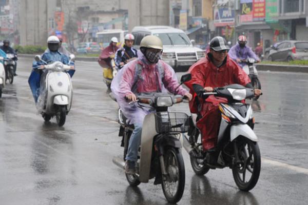 Dự báo thời tiết 7/4, Hà Nội rét run, Sài Gòn nắng nóng-1
