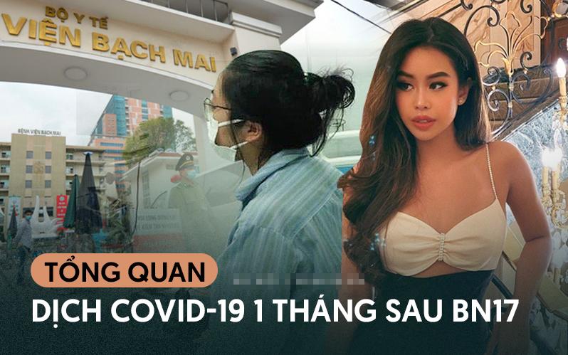 Toàn cảnh dịch bệnh Covid-19 tại Việt Nam tròn 1 tháng kể từ ca bệnh số 17
