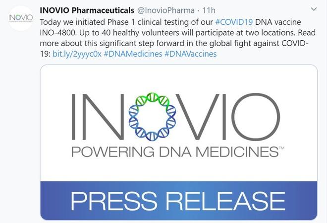 Vaccine Covid-19 do Bill Gates tài trợ có bước tiến mới-2