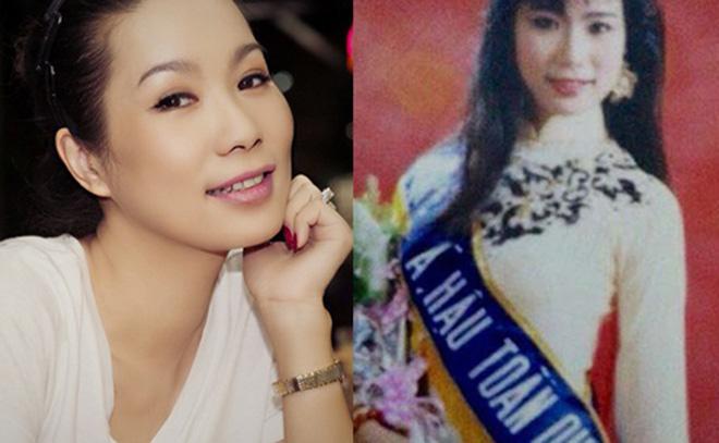 Á hậu đặc biệt nhất showbiz Việt: Tài năng xuất chúng, có mối tình đẹp 9 năm với Quyền Linh-1