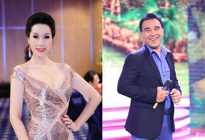 Á hậu đặc biệt nhất showbiz Việt: Tài năng xuất chúng, có mối tình đẹp 9 năm với Quyền Linh-3